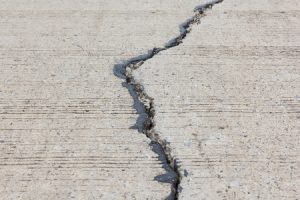 Winter 'A-Salt' - Why to Not Use Rock Salt on Concrete this Winter