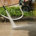 Why You Should Power Wash Your Concrete Surfaces this Fall