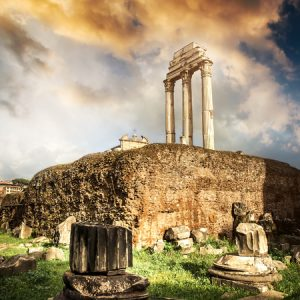 The Science behind Ancient Roman Concrete