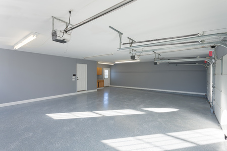 Garage Concrete Floors