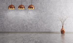 Concrete for homes